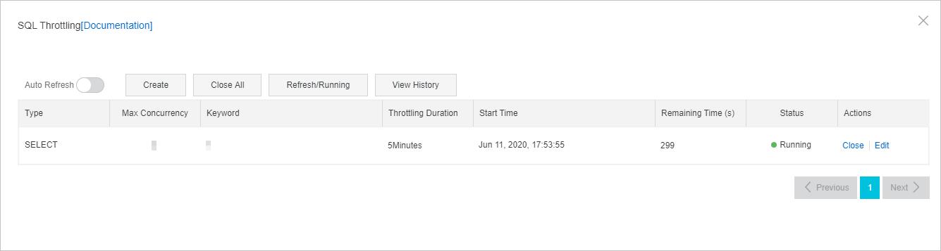 SQL Throttling2