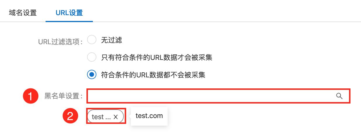 删除URL
