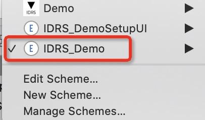 IDRS_Demo
