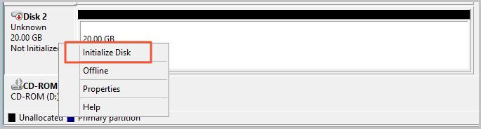 Windows_FormatDataDisk_InitializeDisk