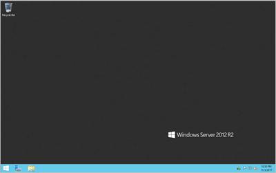 成功登录Windows桌面