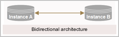 Bidirectional architecture
