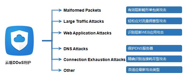 防护攻击类型