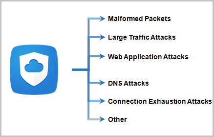 Anti-DDoS Basic service protection