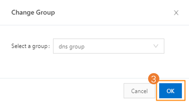 Select a group