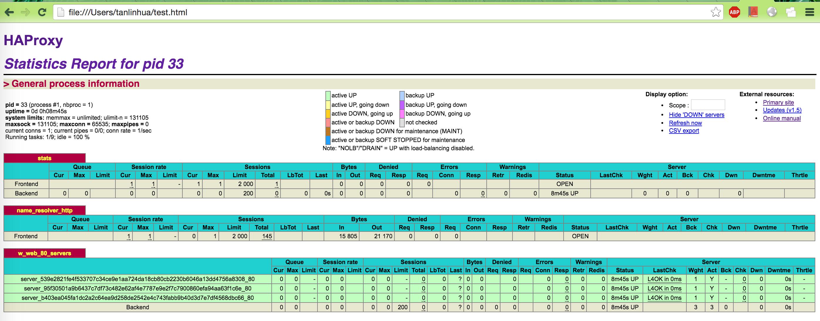 routing-debug-stats