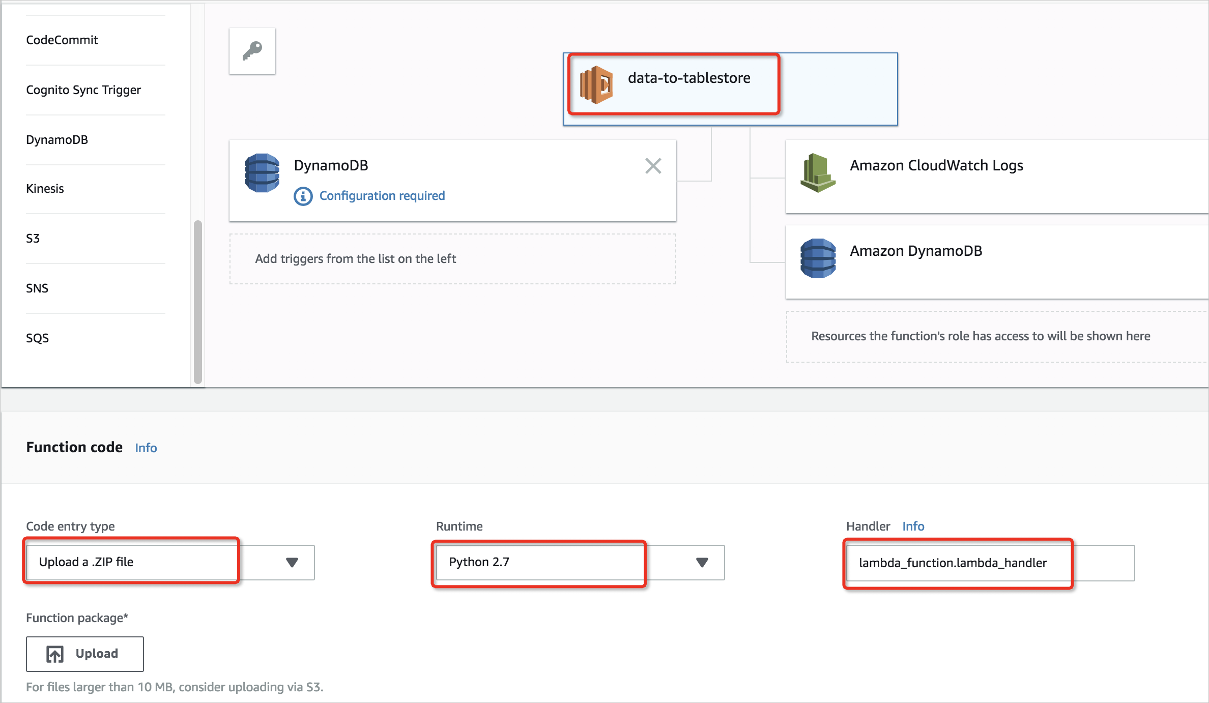 How to incrementally migrate DynamoDB data to Table Store-云