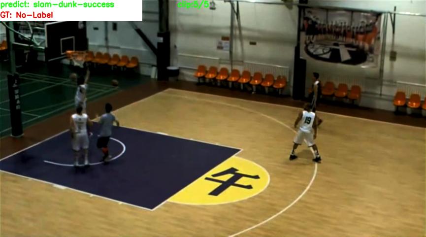 篮球动作视频识别3