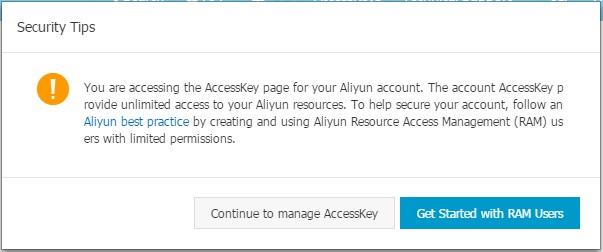 access continue