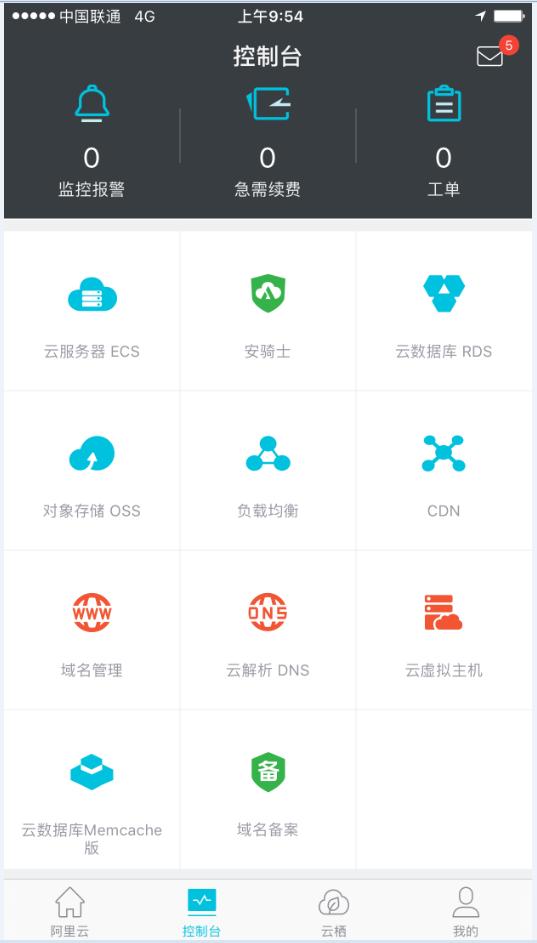 控制台app