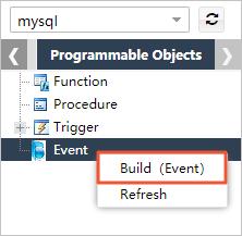 Build event