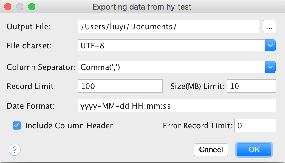 export_table