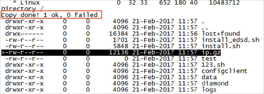 testdisk_複製檔案成功