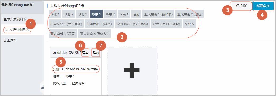 MongoDB控制台
