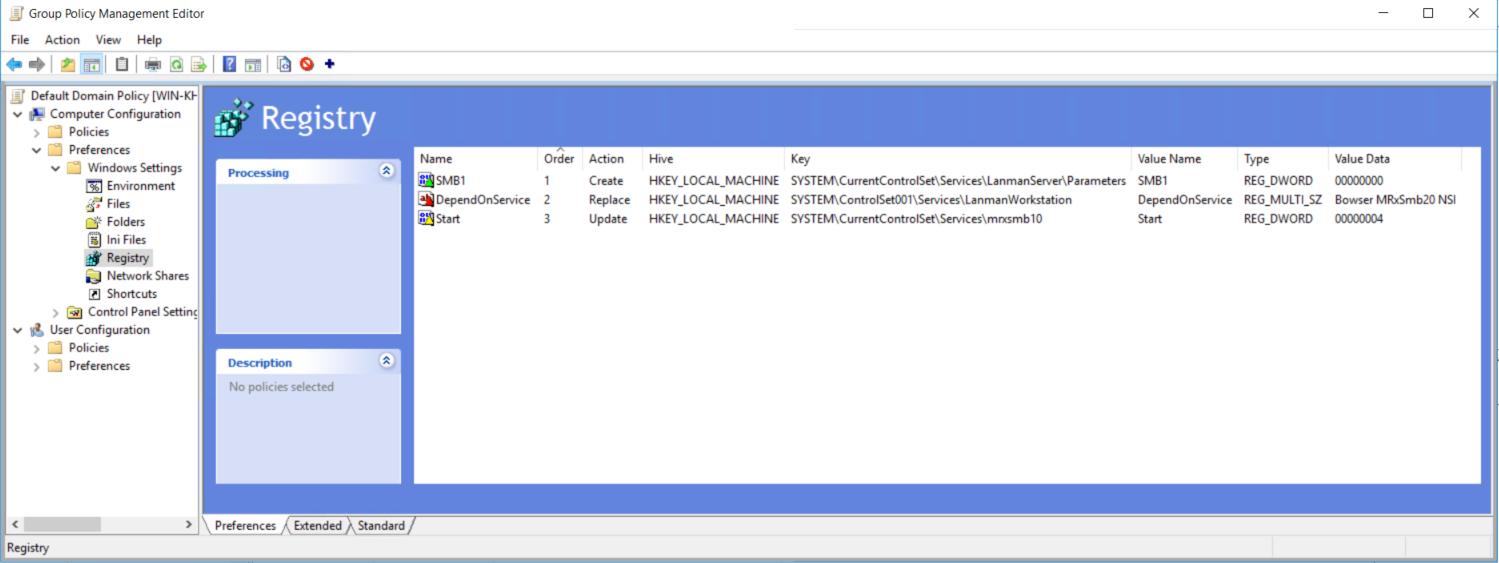 Windowswindows serversmbv1smbv2smbv3 sg6 yelopaper Images