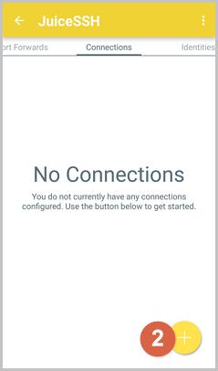 移动端连接 Linux 实例 _ JuiceSSH 2