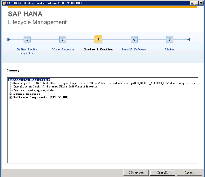 SAP HANA Intra-Availability Zone HA Deployment (Based on