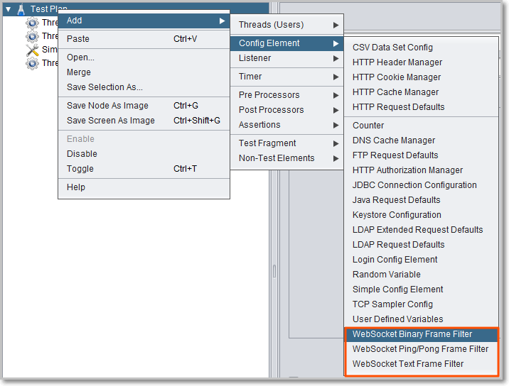 如何进行WebSocket 协议的压测_最佳实践_性能测试PTS-阿里云